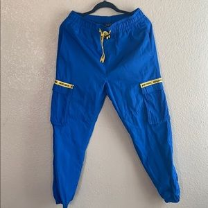 Forever 21 World Wide Track Pants
